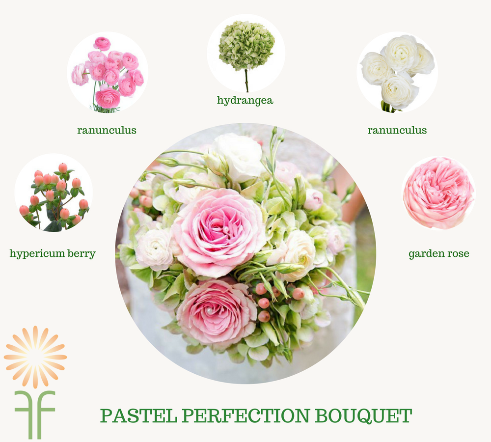 pastel perfection-diy-wedding-flower-bouquet