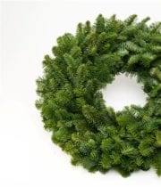 Wreath, Plain Noble 16″ X12