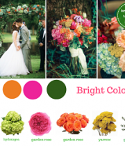 Bright Wedding Flower Packages