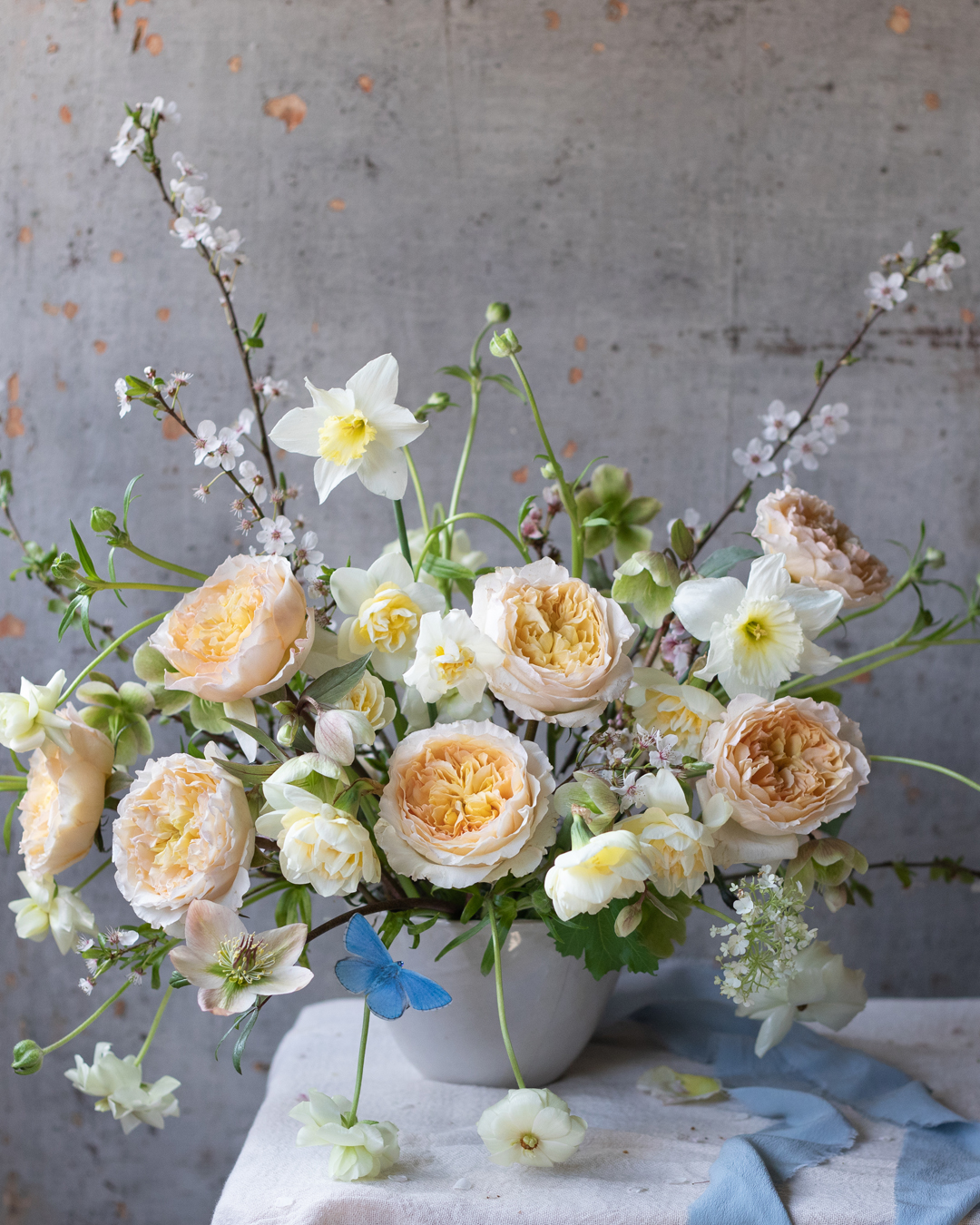 How To Make A Professional Looking Floral Arrangement At Home