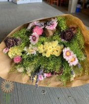 Mixed Fantasy Dried Mixed Bouquet